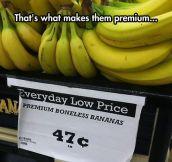 The Premium Kind