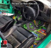 Floor Mat Win