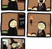 You Are Late, Harry