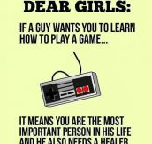 To Every Girl Out There