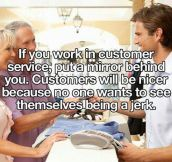 Customer Service Useful Lifehack
