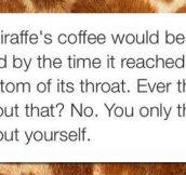 Giraffe Fact