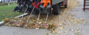 Russian Street Cleaning