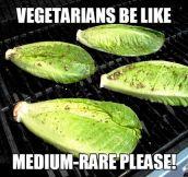 Steaks For Vegans