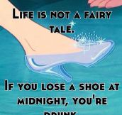 It's Not A Fairy Tale