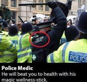 Police In England