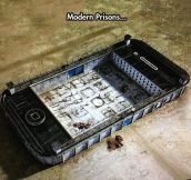 Prisons Nowadays