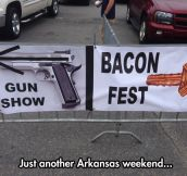 Arkansas Weekend