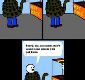 Picky Snake