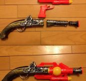 Make Your Own Steampunk Weapon