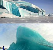 Magnificent Frozen Waves