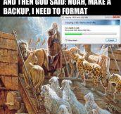 Make A Backup