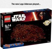 New Lego Playset