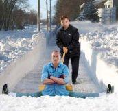 Blizzard Problem Solved