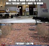Voting Is Hard