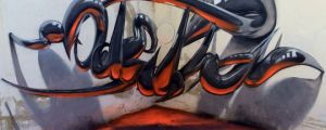 Magnificent 3D Graffiti