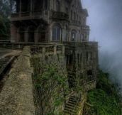 Abandoned And Incredibly Beautiful