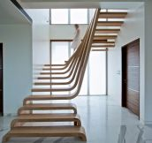 Best Set Of Stairs I've Ever Seen