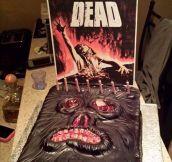 Evil Dead Cake Epicness