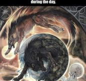 The Wolves In Norse Mythology