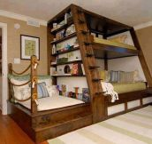 Bunk Bed Awesomeness