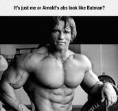 The Abs Gotham Deserves