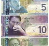 Canadian Money Redesign