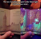 Canadian Passports Are Amazing
