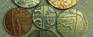 Hidden In England's Coins