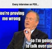 Fox Interviews