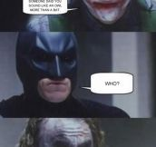 Batman Falls For It