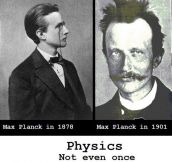 The Harsh Consequences Of Physics