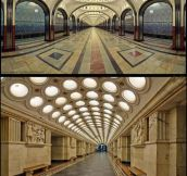 Moscow Metro Stations Are Magnificent