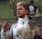 Sir Baroque Obama