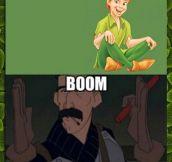 Peter Pan's Dark Story
