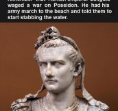 Caligula Wasn't The Sharpest Tool In The Shed