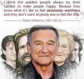 Robin Williams Was A Wise Man
