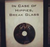 Just In Case Of Hippies