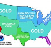 US Weather