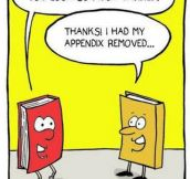 A Bit Of Book Humor