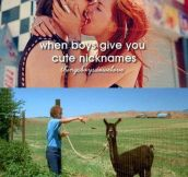 Adorable Nicknames