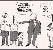 Political Hypocrisy