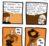 Edgy Teen Vs. Freud
