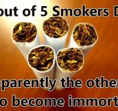 Statistics Of Smokers