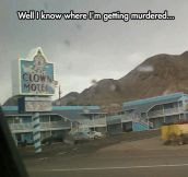 Creepy Motel