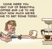 Morning Lies