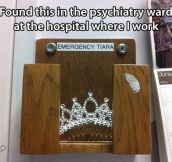 It Should Be Standard Workplace Equipment