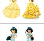 Better Disney Princesses