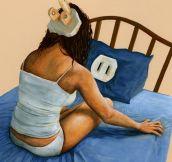 What Insomnia Looks Like