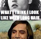 Maybe I Should Get A Haircut